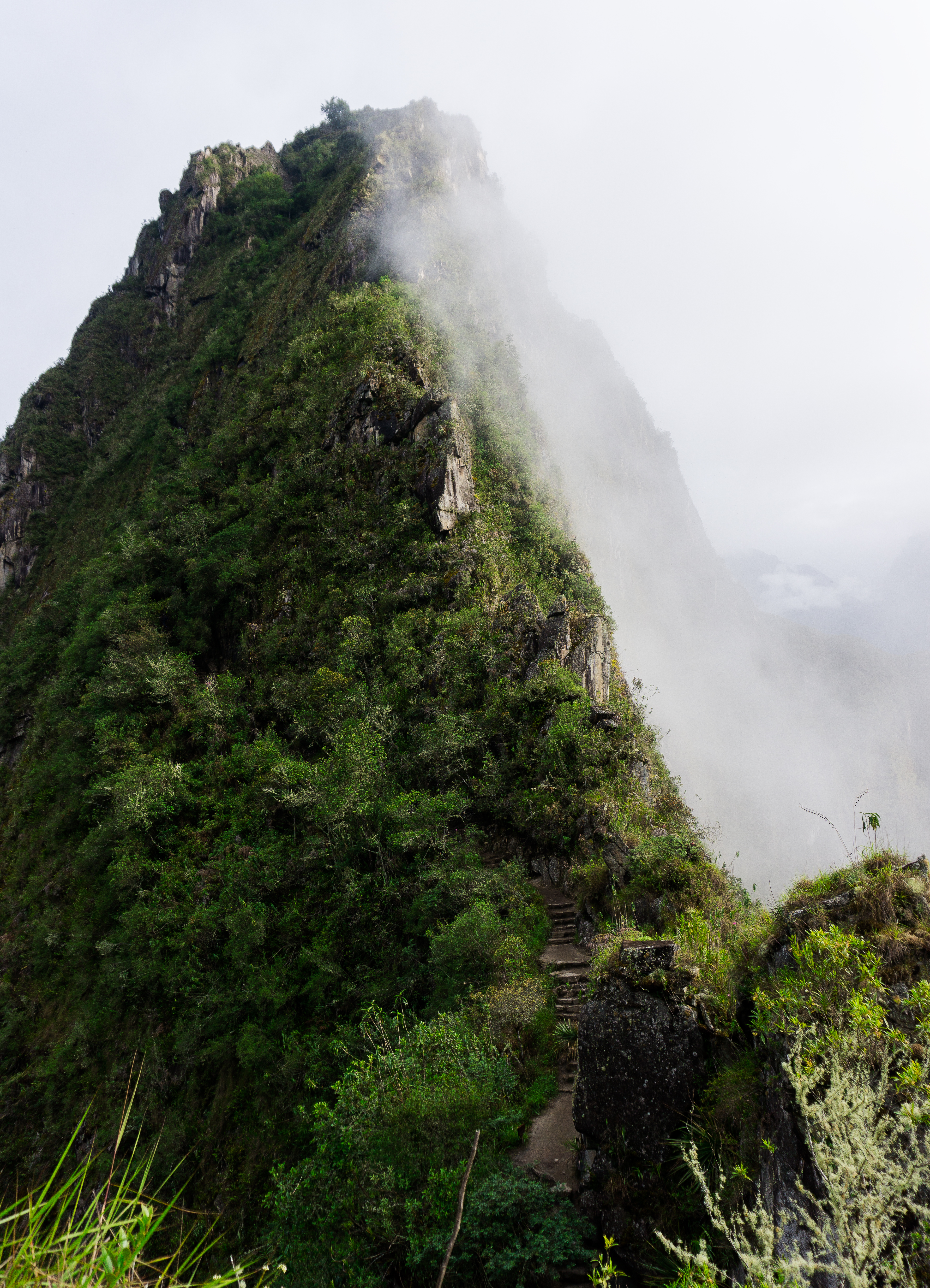Huayna Picchu Macchu Picchu Peru