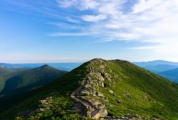 Franconia Ridge, New Hampshire