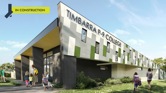 Timbarra P9 – STEM Building
