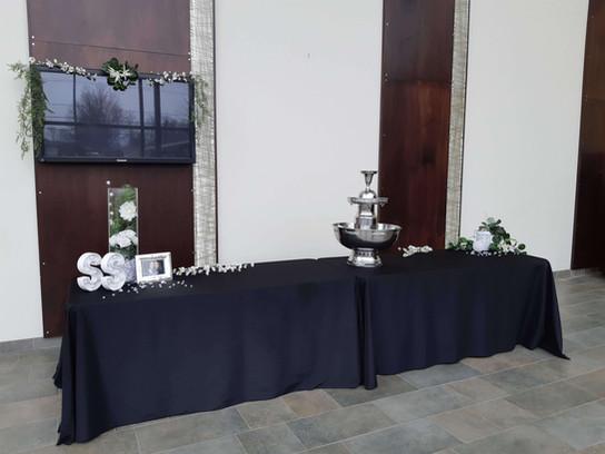 Table à cocktail