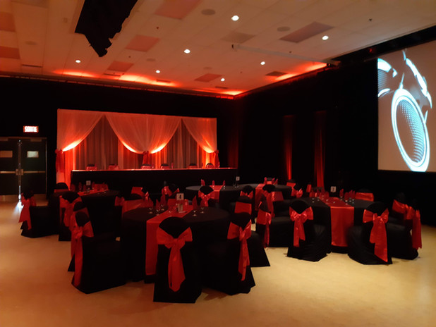 Mariage intime salle A