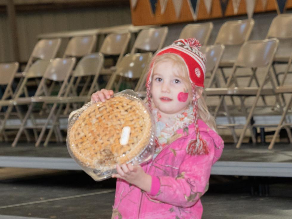 Apple Pie Auction