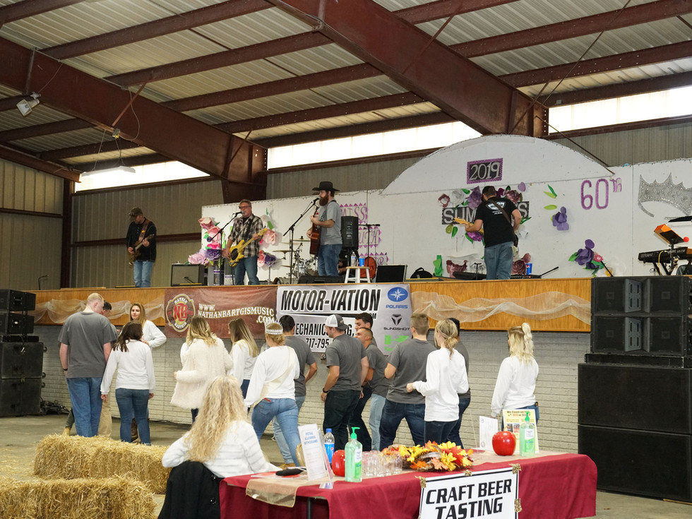 Live Music at Fairgrounds