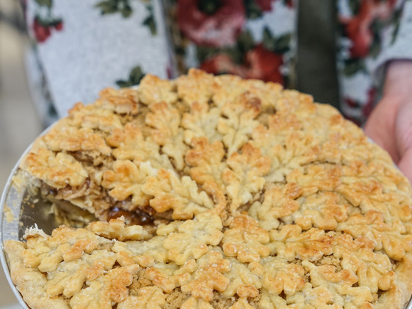 Apple Pie Baking Contests