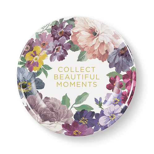 BEAUTIFUL MEMORIES TRINKET DISH