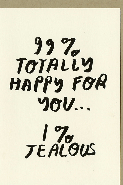 99% HAPPY CARD