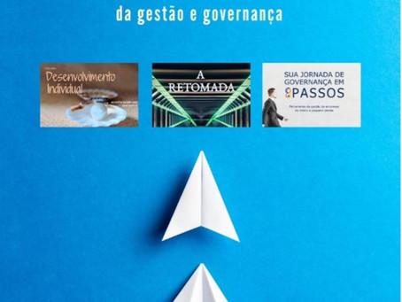 A TRILOGIA da gestão e governança