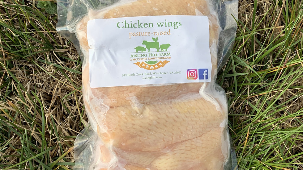 Pasture-raised Chicken Wings
