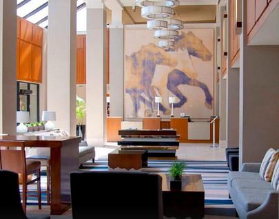 Hilton Hotel - Arlington, TX