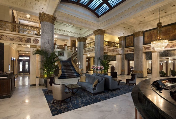 Hilton Seelbach - Louisville, KY