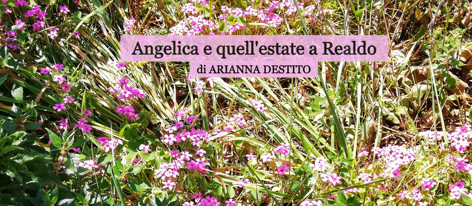 Angelica e quell'estate a Realdo