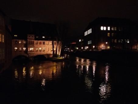 #andandoazonzo: passeggiata a Norimberga sotto la pioggia