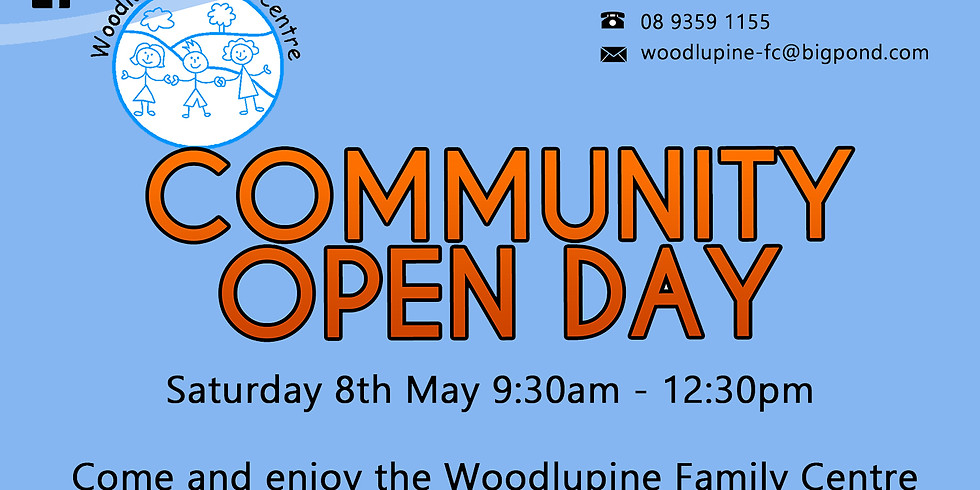 Community Open Day