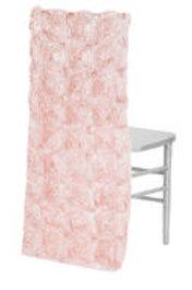 Rosette Chiavari Chair Cover