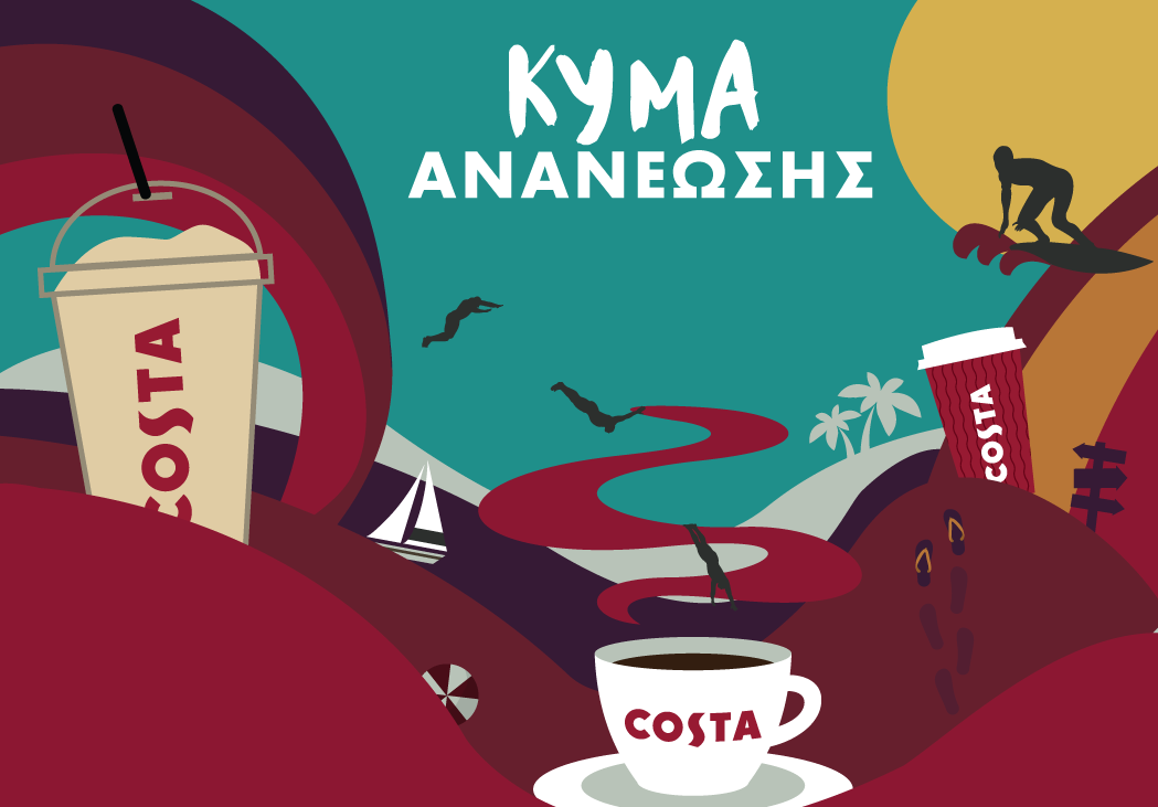 Costa Coffee - refresh