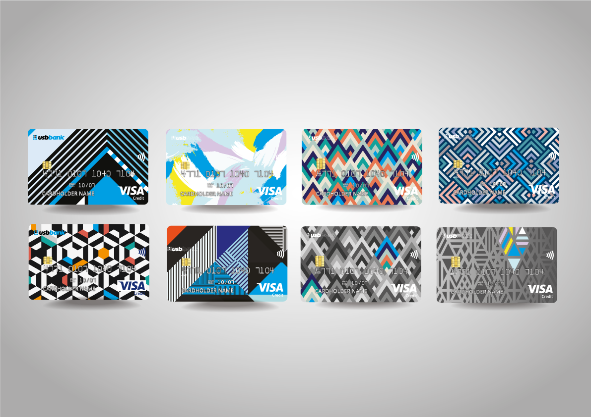 USB-BANK---Visa-Card-designs