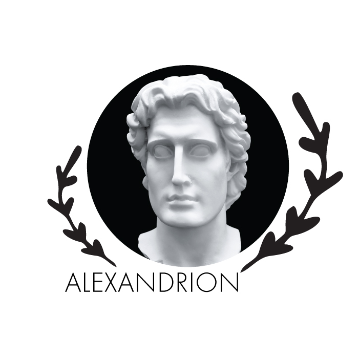 Alexandrion - Logo and Label Design