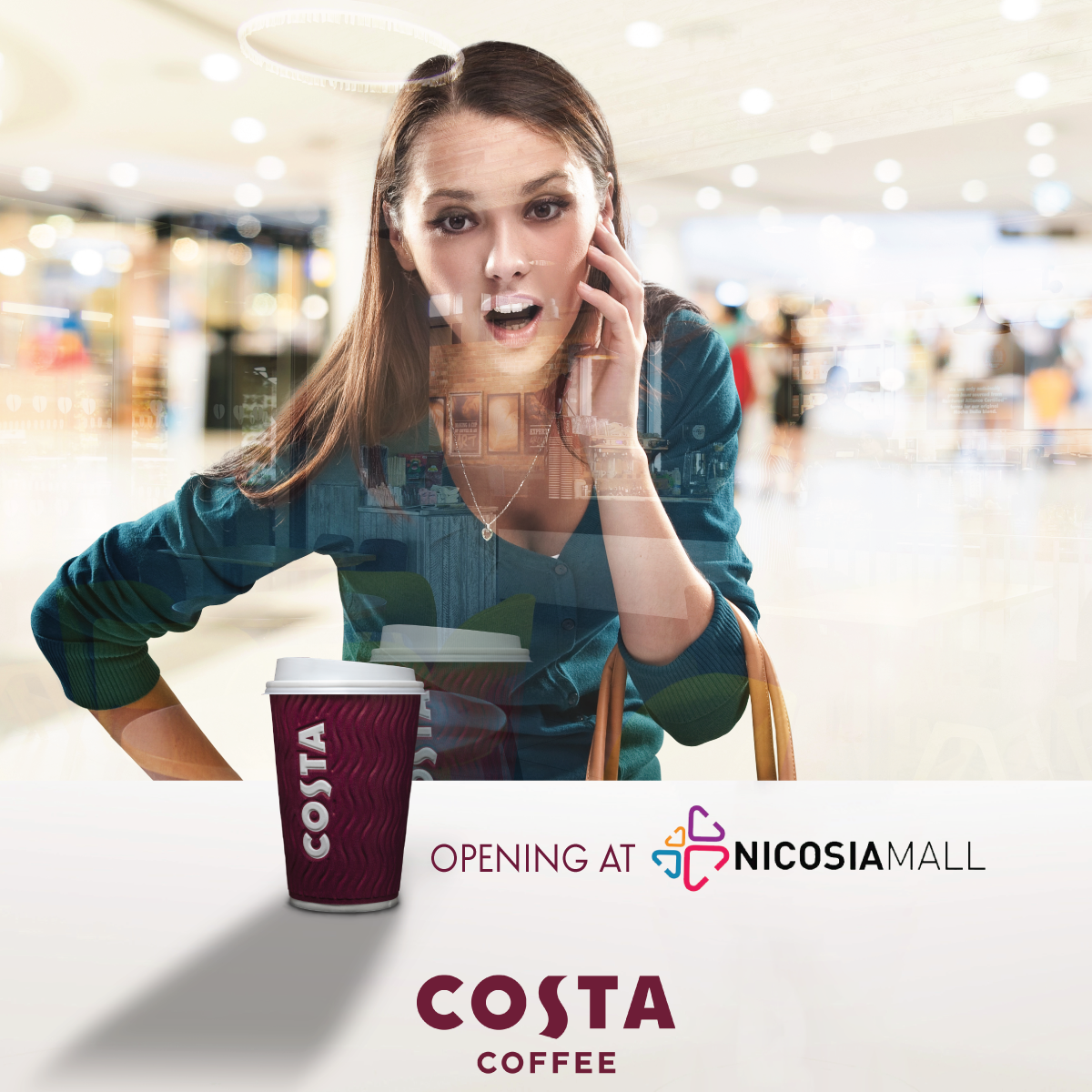 Costa Coffee - Store Opening