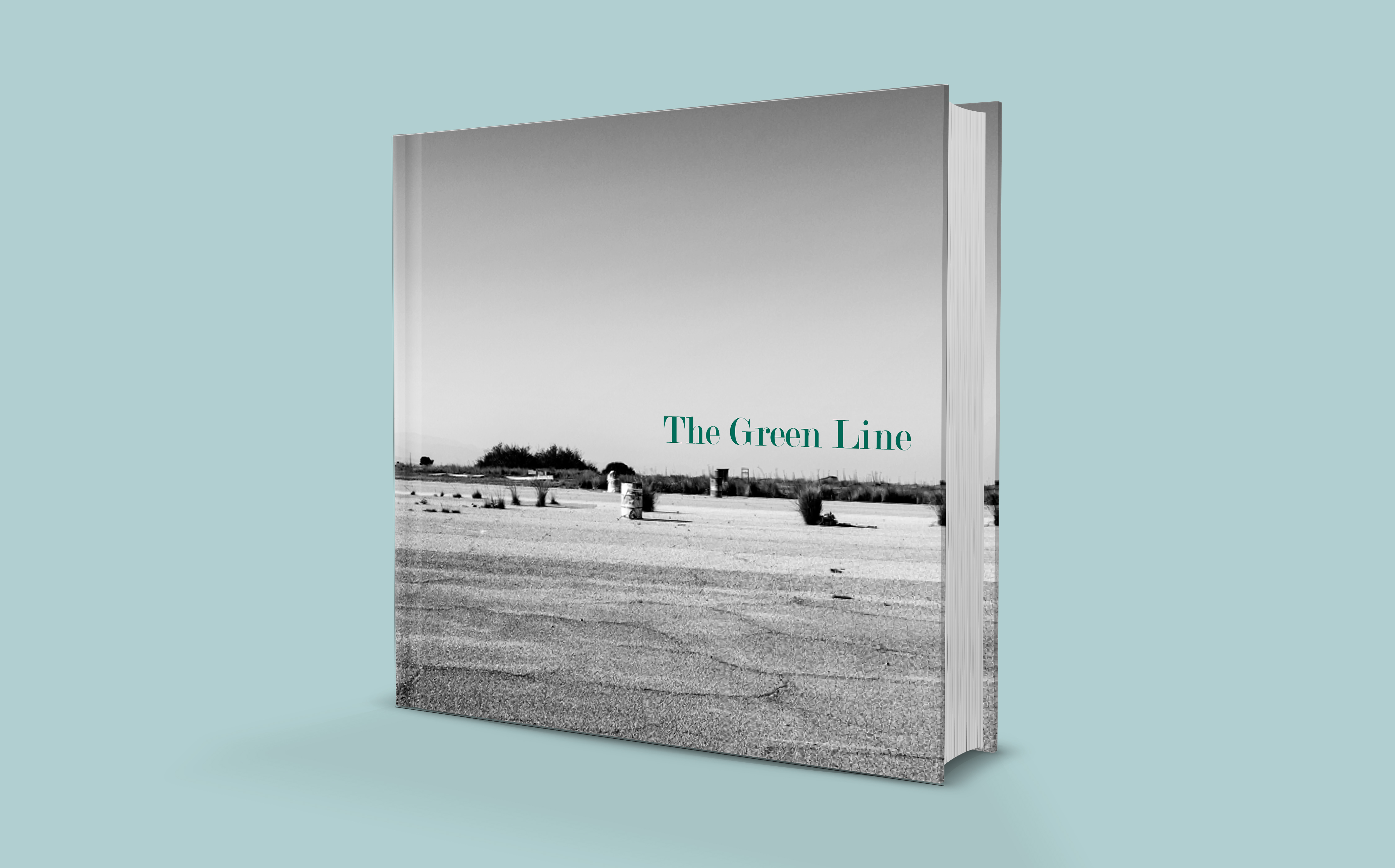 The Green Line, Photobook