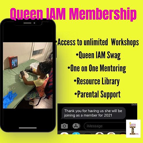 Queen IAM Membership