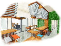 Restaurant - 3D