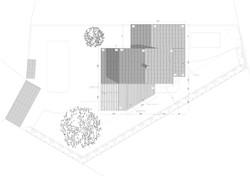 Extension - Plan de masse