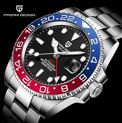 Pagani Luxury Design Pepsi GMT