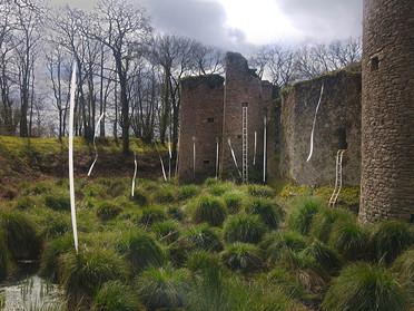 Fuite à la Verticale, château de Ranrouët
