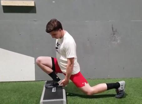 Training the Hip Flexors - Less Back Pain, Better Performance