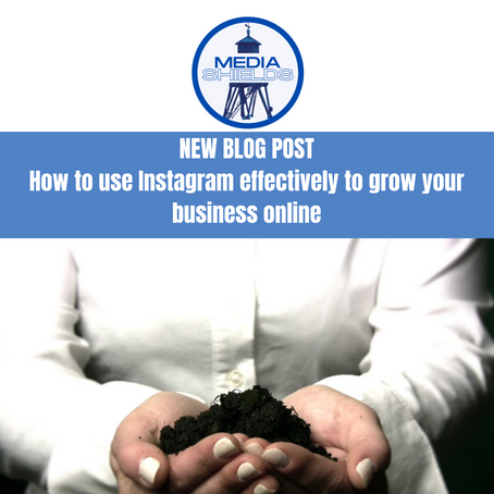 How to use Instagram effectively to grow your business online