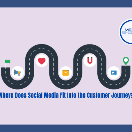 Where Does Social Media Fit Into the Customer Journey?