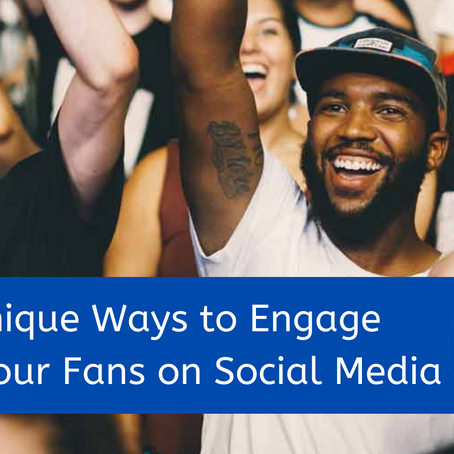 5 Unique Ways to Engage With Your Fans on Social Media