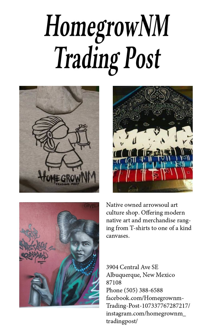 HomegrowNM Trading Post