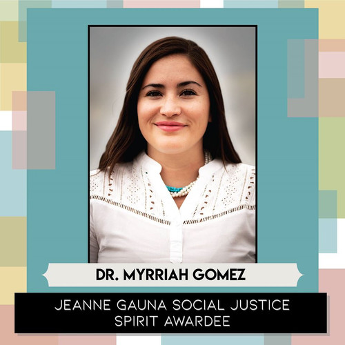 Dr. Myrriah Gomez