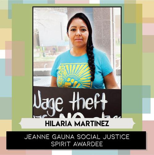Hilaria Martinez