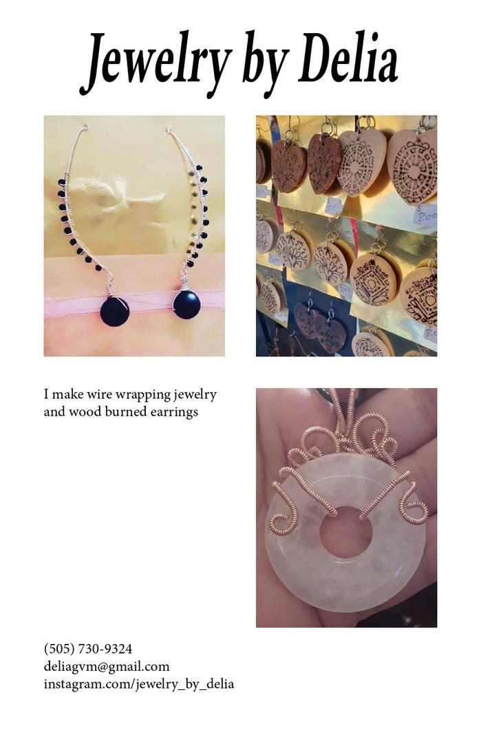 Jewelry by Delia