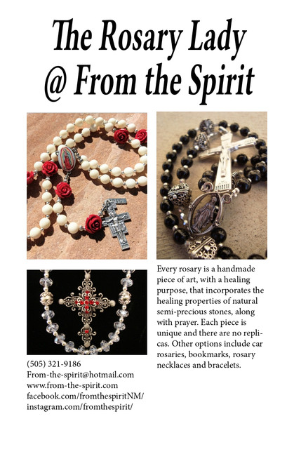 The Rosary Lady @ From the Spirit