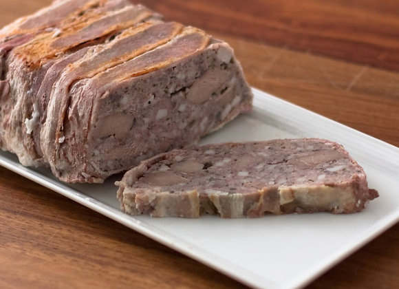 Game terrine 1kg