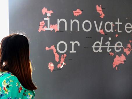 Comer e innovar