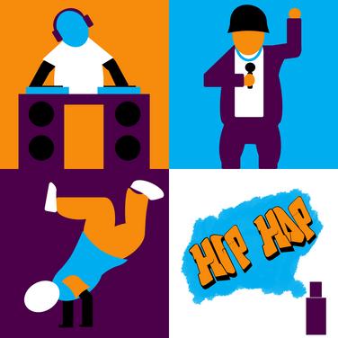 4 Hiphop