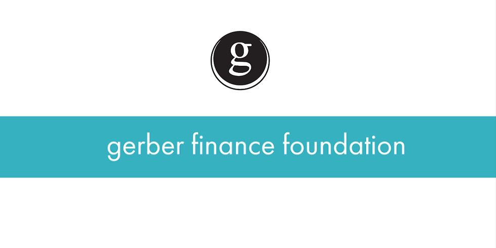 An Afternoon with Gerber Finance Foundation in support of the HOPE-Full Kids program!