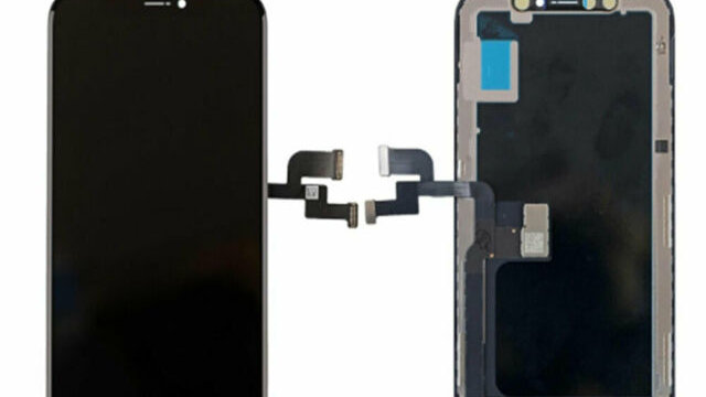 iPhone XS MAX Full screen replacement service / LCD and Glass / Same day repair