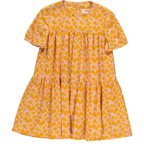 Rain woven dress