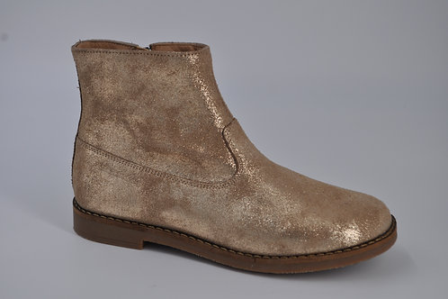 Trip boots ciao taupe platine/aegean black