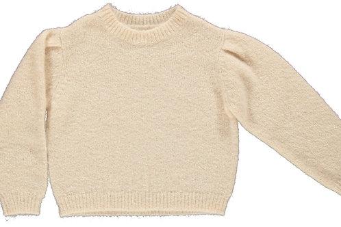Veto knitted jumper