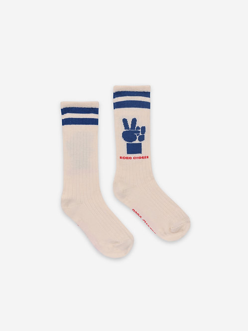 Victory long socks