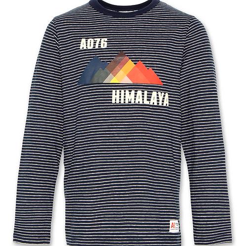 C-neck ls t-shirt himalaya