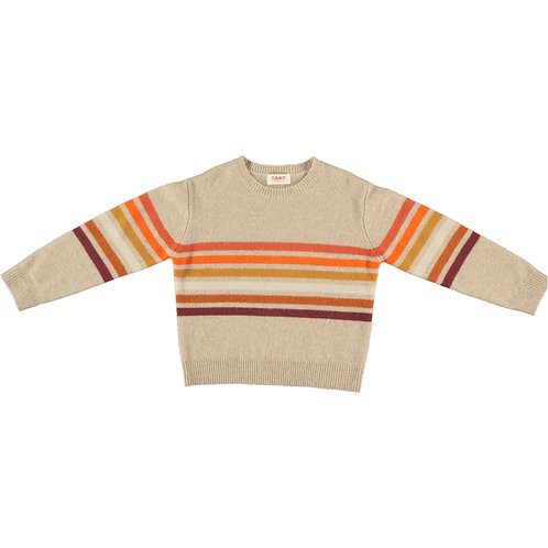 Prouve stripe knitted jumper
