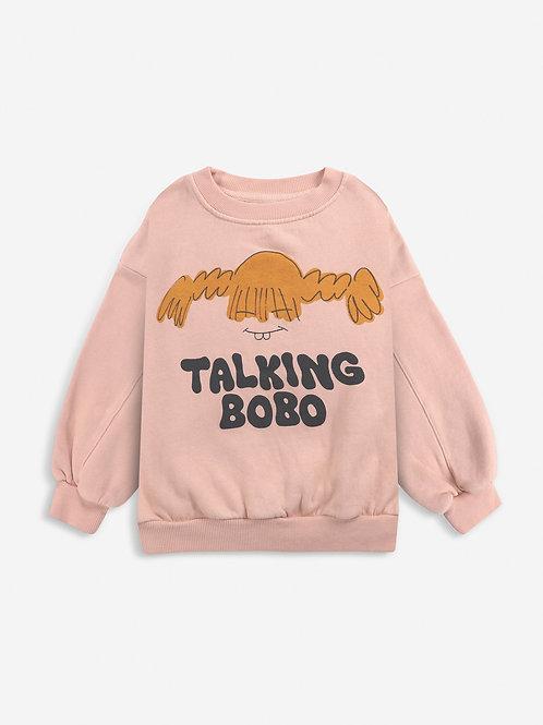 Girl talk sweatshirt