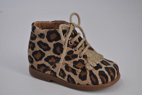Nioupi mex safari glitter nougat/dore